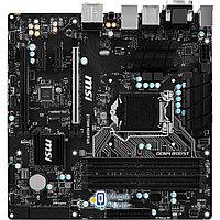Сист. плата MSI Z170M MORTAR, Z170, 4xDIMM DDR4