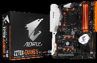 Сист. плата Gigabyte, Z270X-Gaming 5, Z270, S1151, DDR4 DIMM
