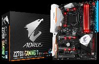 Сист. плата Gigabyte, Z270X-Gaming 7, Z270, S1151, DDR4 DIMM
