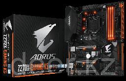 Сист. плата Gigabyte GA-Z270X-Gaming K5, Z270, S1151, 4xDIMM DDR4