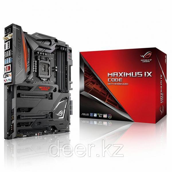 Сист. плата Asus MAXIMUS IX CODE, Z270, S1151, 4xDIMM DDR4