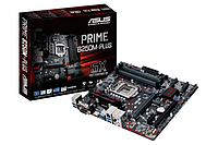 Сист. плата Asus PRIME B250M-PLUS, B250, S1151, 4xDIMM DDR4