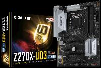 Сист. плата Gigabyte Z270X-UD3, Z270, S1151, 4xDDR4 DIMM