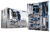 Сист. плата Gigabyte Z270X-Designare, Z270, S1151, 4xDDR4 DIMM