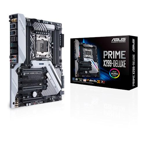 Сист. плата Asus PRIME X299-DELUXE, X299, S2066, 8xDIMM DDR4