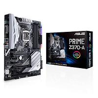 Сист. плата Asus PRIME Z370-A, Z370, S1151, 4xDIMM DDR4