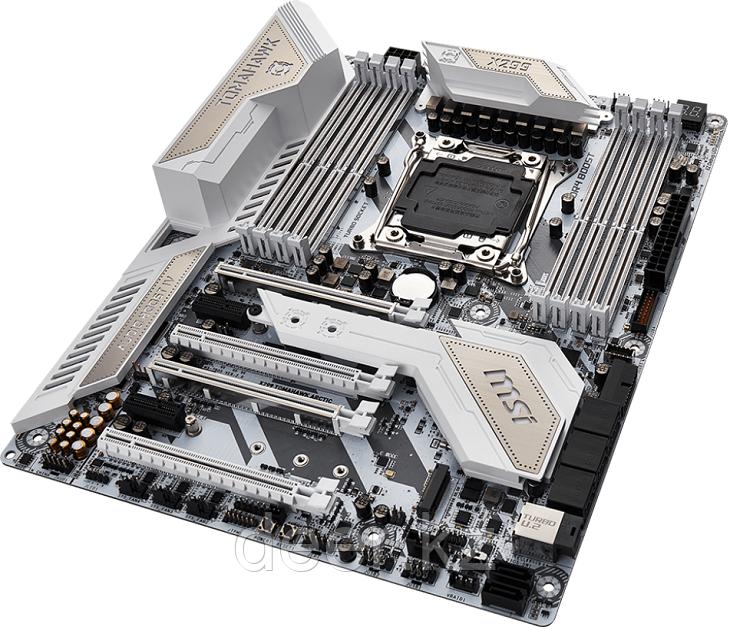 Сист. плата MSI X299 TOMAHAWK ARCTIC, X299, 8xDIMM DDR4