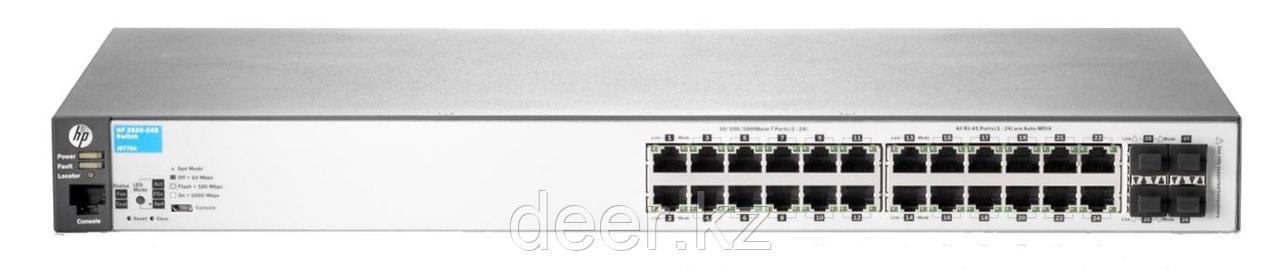 Коммутатор HP J9776A#ABB 2530-24G L2 Switch
