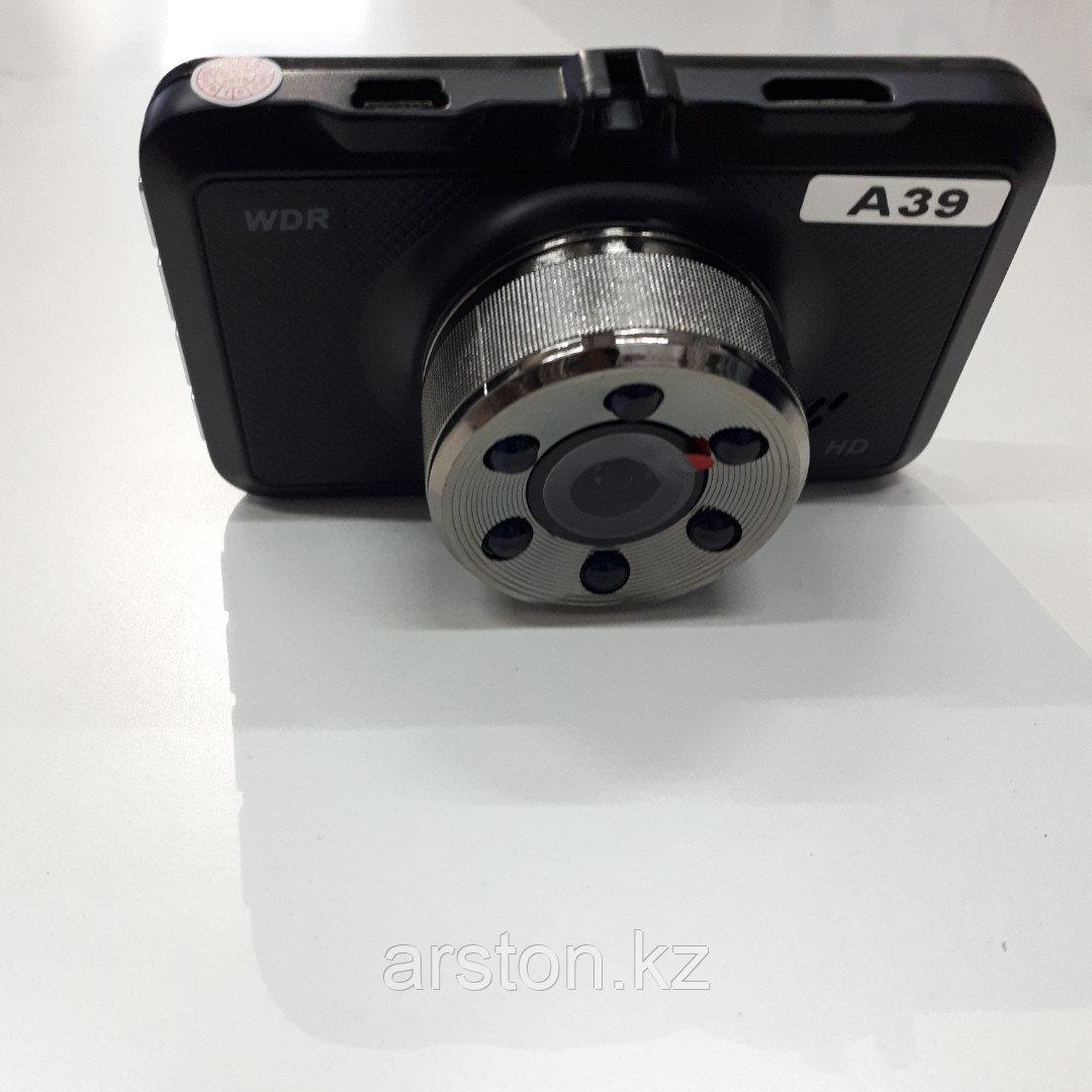 Автомобильный видеорегистратор А39HD