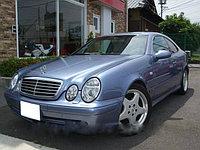 Обвес AMG на Mercedes-Benz CLK W208