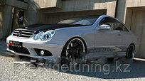 Обвес Maxton-AMG на Mercedes-Benz CLK W209