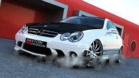 Обвес Maxton-AMG II на Mercedes-Benz CLK W209