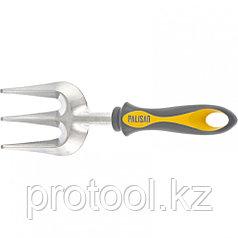 Вилка посадочная 3-зубая, двухкомпонентная рукоятка LUXE PALISAD