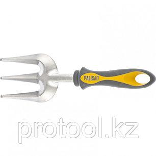 Вилка посадочная 3-зубая, двухкомпонентная рукоятка LUXE PALISAD, фото 2