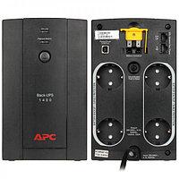 UPS APC/BX1400U-GR/Back/Line Interactiv/AVR/Schuko/1 400 VА/700 W
