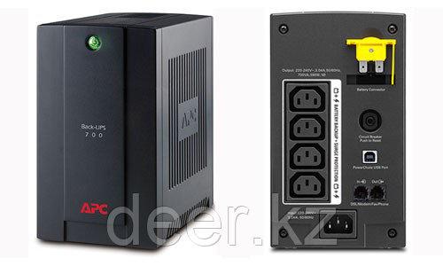 UPS APC/BX700UI/Back/Line Interactiv/AVR/IEC/700 VА/390 W