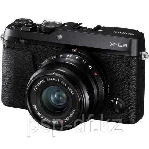 Fujifilm X-E3 kit XF 23mm f/2 R WR