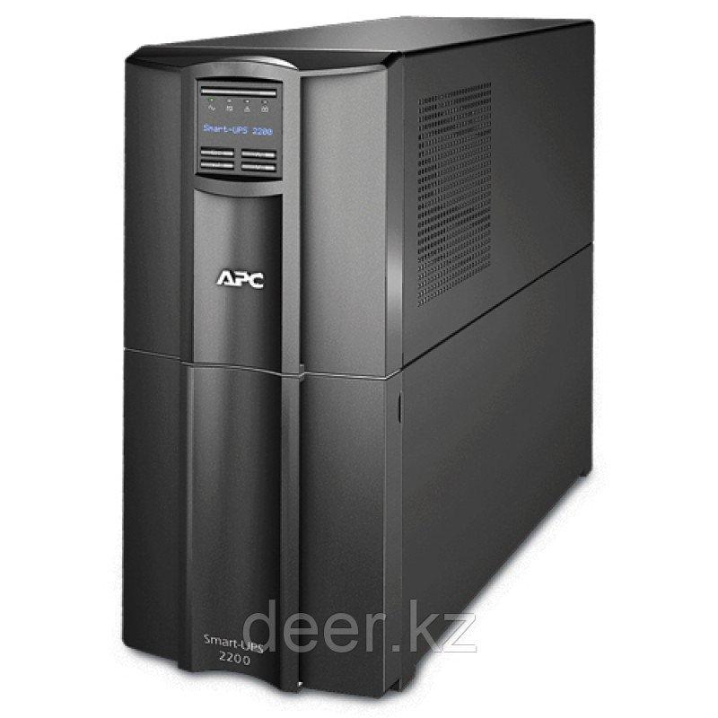 UPS APC/SMT2200I/Smart/Line Interactiv/IEC/2 200 VА/1 980 W