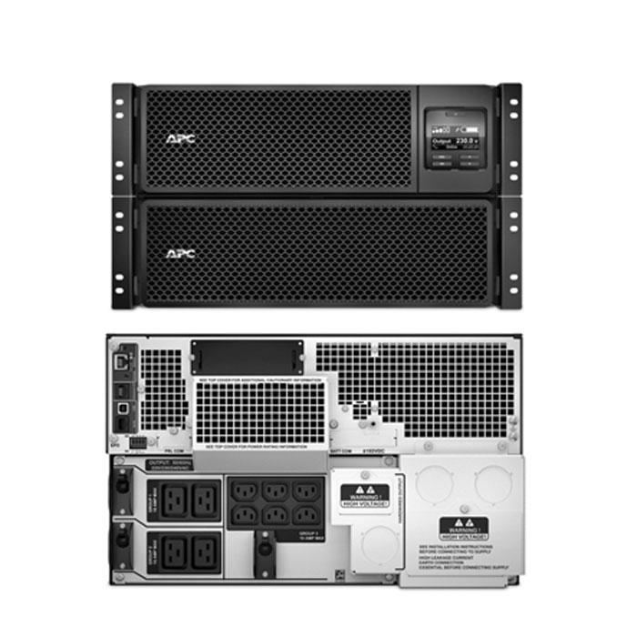 UPS APC/SRT10KRMXLI/Smart/On-Line/Rack/IEC/10 000 VА/10 000 W