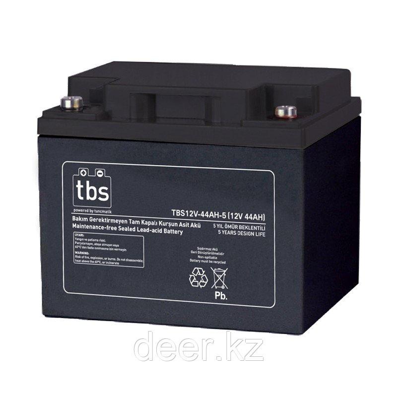 Аккумулятор Tuncmatik/TBS 12V-44AH-5/for UPS/internal