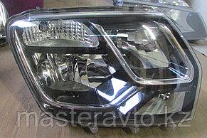 Фара ОРИГИНАЛ правая Renault Duster 2015-(NEW)