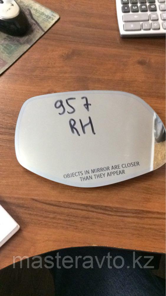 Зеркальный элемент правый  Porsche Cayenne 957 06-10 Б/У