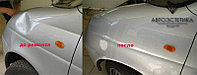 Удаление вмятин на кузове без покраски (кузовной ремонт автомобиля)