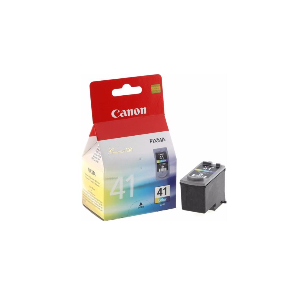 Струйный картридж Canon CL-41 CMY Желтый, синий, малиновый