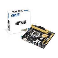 Материнская плата Intel 1150 H81 H81M-R