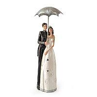 Статуэтка пара с зонтом , фото 1