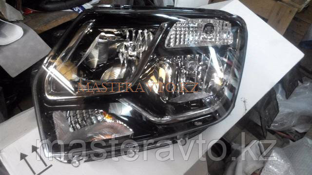 Фара ОРИГИНАЛ левая Renault Duster 2015-NEW
