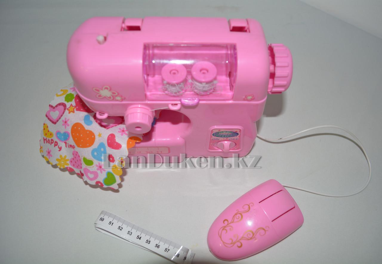 Игрушка Швейная машина Beauty Sartorius 21*8*14 см со светом и звуком - фото 2