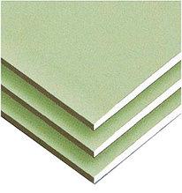 ГКЛ Кнауф влагостойкий 9,5 мм потолочный  (гипсокартон)