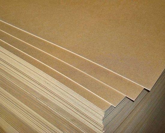 ДВП-Древесноволокнистая плита 1,70*2,75 мм толщина 2,8 мм