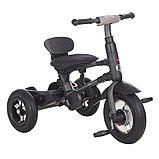 """Трехколесный велосипед QPLAY TORQUOISE надувные колеса 10""""/8"""", фото 2"""
