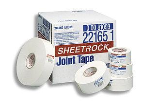 Бумажные соединительные ленты SHEETROCK® для заделки швов