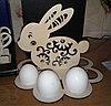 Подставка под яица для декорирования 1-8 шт, фото 5