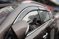 Дефлекторы боковых окон (ветровики)