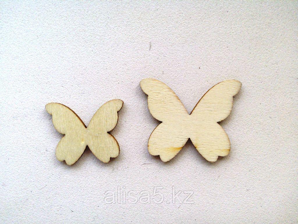"""Набор """"Бабочки"""" декоративные 2х размеров - 10 шт (5 маленьких, 5 больших)"""
