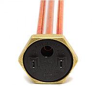 Тэн для водонагревателя универсальный 1500вт RDTM6 под резьбу (без анода), фото 2