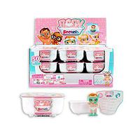 Baby Secrets Кукла с ванночкой, 6 см