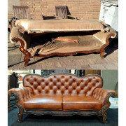 Реставрация диванов и кресел
