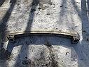 УСИЛИТЕЛЬ ЗАДНЕГО БАМПЕРА PORSCHE CAYENNE 03-10 Б/У, фото 2