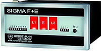 Horstmann индикатор КЗ SIGMA F+E   AC/DC ( съемный корпус)