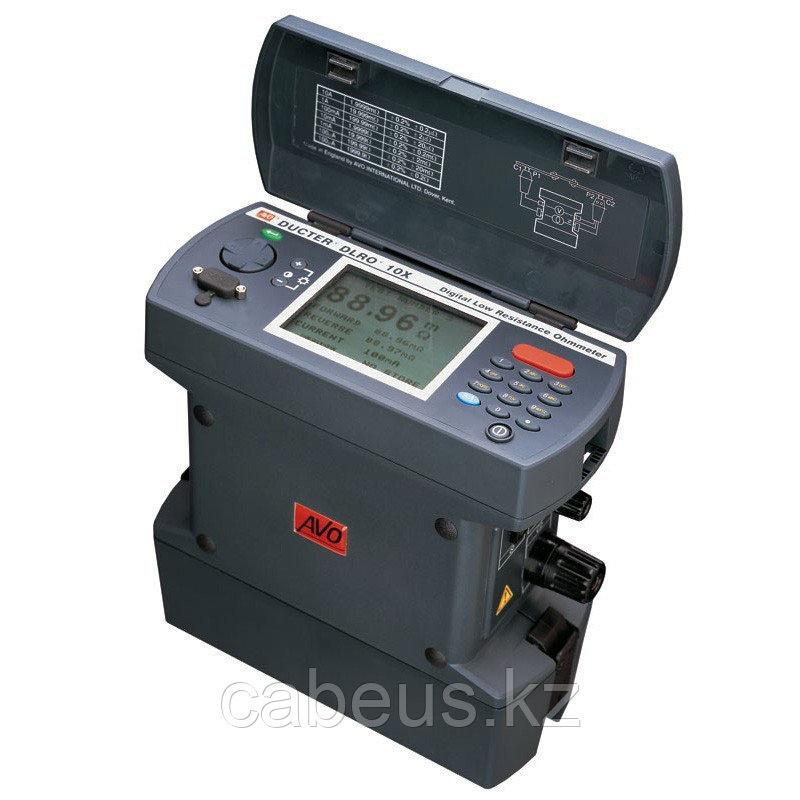 Цифровой микроомметр Megger DLRO10