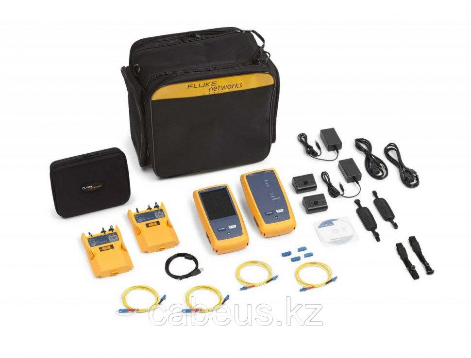 Кабельный тестер CertiFiber Pro в комплекте с Singlemode OLTS модулями