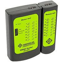 Greenlee PA1599 - HDMI тестер