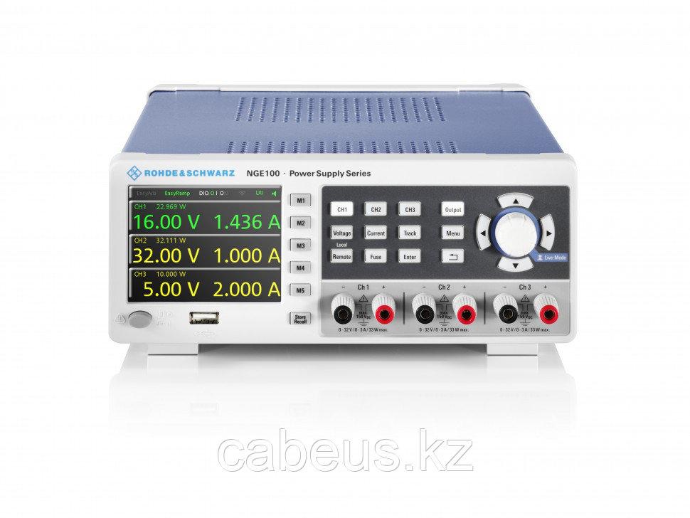 Источник питания NGE102, 2 канала, выходная мощность 66 Вт