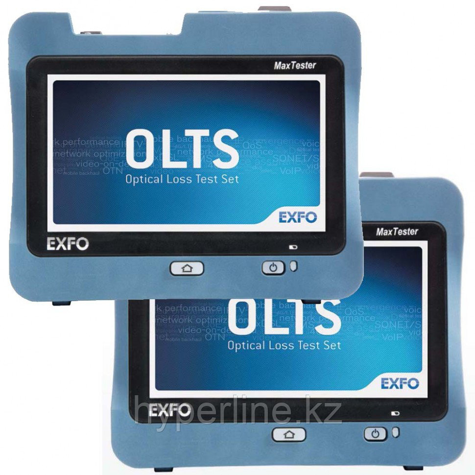 Комплект оптических тестеров EXFO MAX-940-SM1 (1310/1550 nm), InGaas (без ORL) - 2 шт