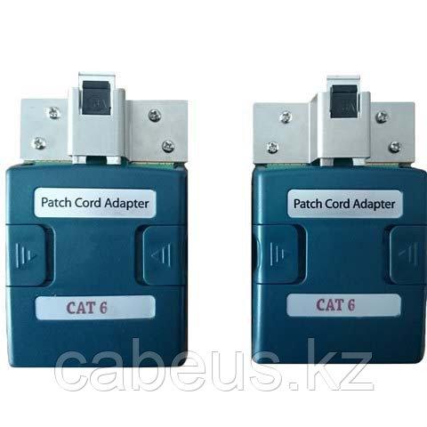 Psiber 6_PCORD2 - Набор адаптеров для тестирования патчкордов CAT6 - 2шт